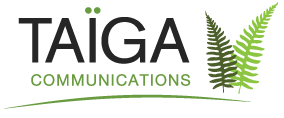 Taïga web communications
